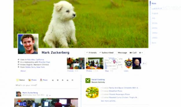 Aktiver Facebook Timeline!